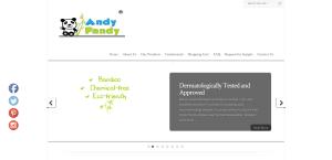 Andy Pandy  Premium Bamboo Diaper   Ecofriendly Diaper
