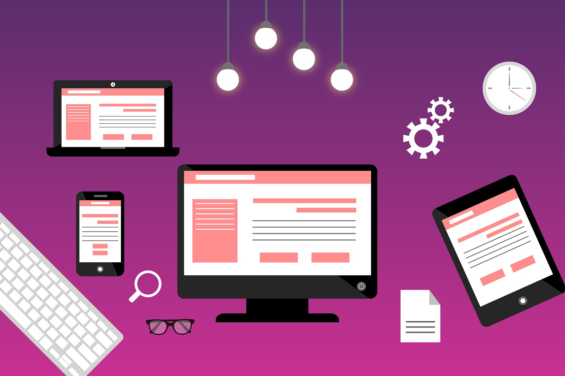 You are currently viewing 4 Points to Consider When Setting up Your Freelancing Business Website